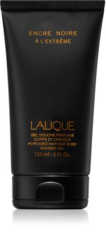 Lalique Encre Noire A L'Extreme sprchový gel pro muže