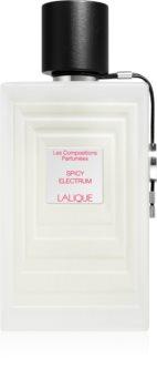 Lalique Les Compositions Parfumées Spicy Electrum parfémovaná voda unisex