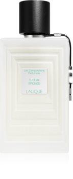 Lalique Les Compositions Parfumées Floral Bronze Eau de Parfum mixte