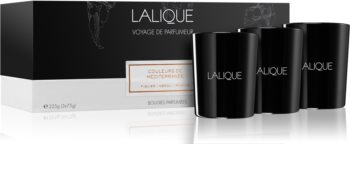 Lalique Couleurs De Méditerranée dárková sada