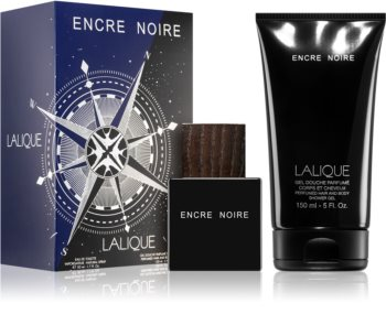 Lalique Encre Noire Geschenkset V. für Herren