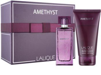 Lalique Amethyst lote de regalo V.