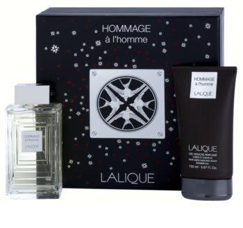 Lalique Hommage À L'Homme coffret I.