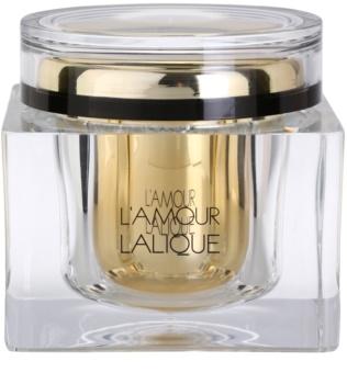 Lalique L'Amour creme corporal para mulheres