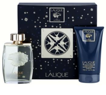 Lalique Pour Homme Lion lote de regalo IV. para hombre