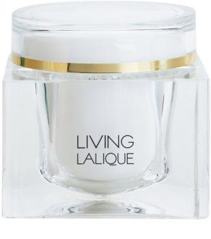 Lalique Living Lalique creme corporal para mulheres
