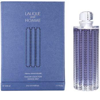 Lalique Pour Homme Faune 10éme Anniversaire Flacon Collection Edition 2007 parfémovaná voda pro muže