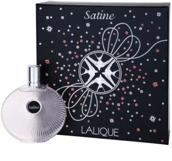 Lalique Satine Gift Set  I. voor Vrouwen