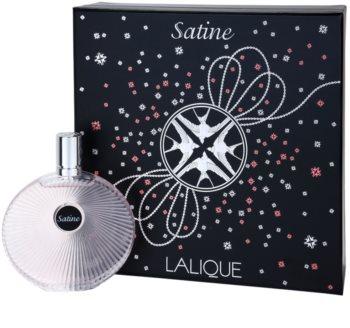 Lalique Satine lote de regalo I. para mujer