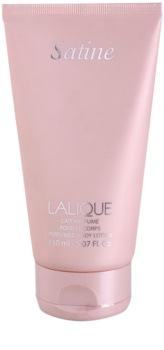 Lalique Satine leite corporal para mulheres