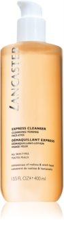 Lancaster Cleansers & Masks tónico limpiador facial  3 en 1