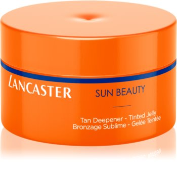 Lancaster Sun Beauty Tan Deepener Tinted Gel for Deeper Tan