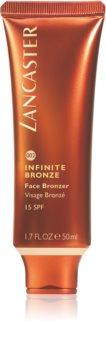 Lancaster Infinite Bronze Face Bronzer gel facial bronzeador  SPF 15