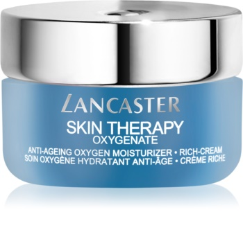 Lancaster Skin Therapy Oxygenate creme hidratante e nutritivo antirrugas