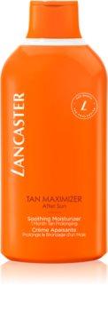 Lancaster Tan Maximizer creme apaziguador hidratante para prolongar o bronzeado