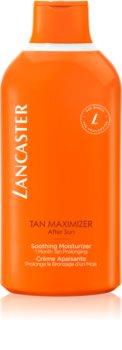 Lancaster Tan Maximizer Soothing Moisturizer crème hydratante apaisante prolongateur de bronzage