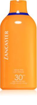 Lancaster Sun Beauty Velvet Milk lait solaire SPF 30