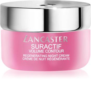 Lancaster Suractif Volume Contour creme de noite regenerador  para refirmação de pele