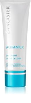 Lancaster Aquamilk creme de dia hidratante