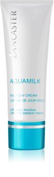 Lancaster Aquamilk Nourishing Moisturizing Day Cream
