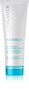 Lancaster Aquamilk creme nutritivo para mãos e unhas