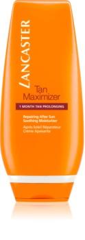 Lancaster Tan Maximizer Soothing Moisturizer crema lenitiva idratante per prolungare l'abbronzatura