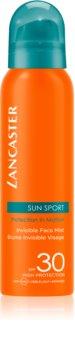 Lancaster Sun Sport Invisible Face Mist spray abbronzante viso SPF 30