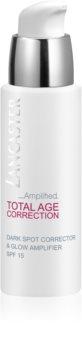 Lancaster Total Age Correction _Amplified rozjasňující protivráskové sérum proti pigmentovým skvrnám