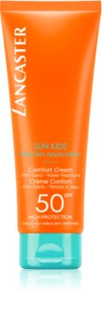 Lancaster Sun for Kids Comfort Cream crema pentru protecție solară rezistenta la apa SPF 50