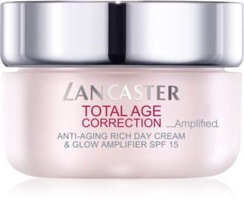 Lancaster Total Age Correction _Amplified Nourishing Age Defying Cream with Brightening Effect
