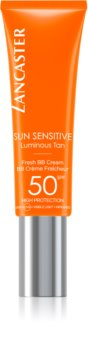 Lancaster Sun Sensitive Fresh BB Cream BB krém s veľmi vysokou UV ochranou pre citlivú pleť