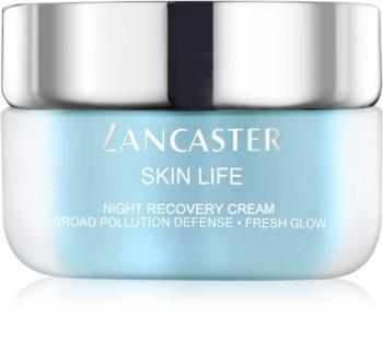 Lancaster Skin Life crème de nuit rénovatrice