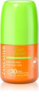 Lancaster Sun Sport Roll-on Sun Fluid fluid do opalania roll-on SPF 30