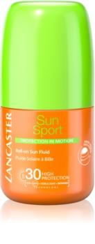 Lancaster Sun Sport Roll-on Sun Fluid fluide solaire roll-on SPF 30