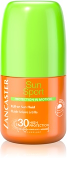 Lancaster Sun Sport Roll-on Sun Fluid lozione abbronzante roll-on SPF 30