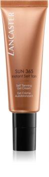 Lancaster Sun 365 Self Tanning Gel Cream автобронзиращ крем-гел за лице