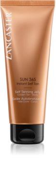 Lancaster Sun 365 Self Tanning Jelly samoopalovací gel na tělo