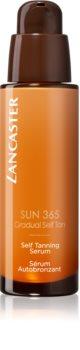 Lancaster Sun 365 Self Tanning Serum ser autobronzant pentru fata