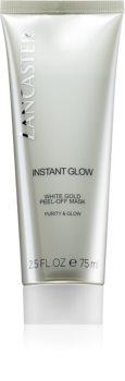 Lancaster Instant Glow White Gold Peel-Off Mask čisticí slupovací maska