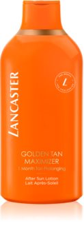Lancaster Golden Tan Maximizer After Sun Lotion latte corpo per prolungare l'abbronzatura