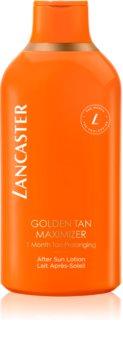 Lancaster Golden Tan Maximizer After Sun Lotion testápoló tej hosszabbítja a napbarnítottságot