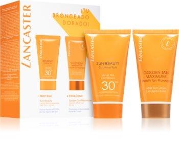 Lancaster Sun Beauty dárková sada I. pro ženy