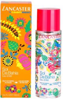 Lancaster Sol Da Bahia eau de toilette para mulheres 100 ml