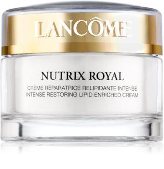 Lancôme Nutrix Royal cremă protectoare pentru tenul uscat