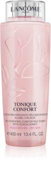 Lancôme Tonique Confort loțiune hidratantă și calmantă, pentru ten uscat