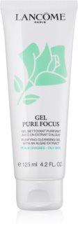 Lancôme Pure Focus čisticí gel pro mastnou pleť