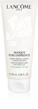 Lancôme Pure Empreinte Masque почистваща маска  за смесена и мазна кожа