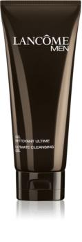 Lancôme Men Ultimate Cleansing Gel gel de curățare pentru toate tipurile de ten