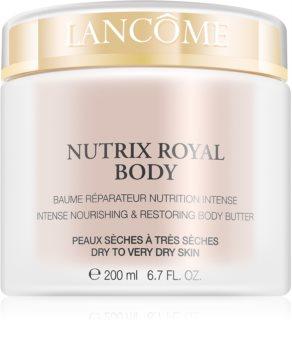 Lancôme Nutrix Royal Body crema rigenerante nutrimento intenso per pelli secche e molto secche