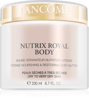 Lancôme Nutrix Royal Body intenzivně vyživující a obnovující krém pro suchou až velmi suchou pokožku